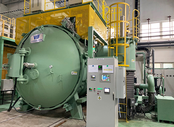 Vacuum Gas Cooling Furnace PQR series